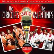 Orioles Meet the Valentines