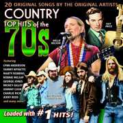 Country Top Hits of the 70's /  Various
