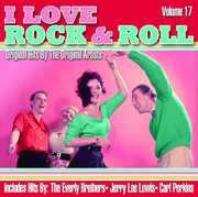 I Love Rock N Roll 17 /  Various