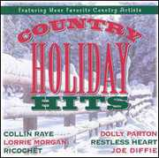 Country Holiday Hits /  Various
