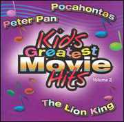 Kids Greatest Movie Hits 2 /  Various