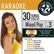 Karaoke: Mixed Pop 3 /  Various
