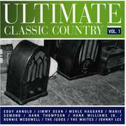 Ultimate Classics Country 1 /  Various