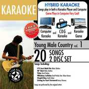 Karaoke: Young Male Country 1 /  Various