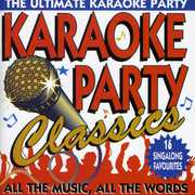 Karaoke Party Classics /  Various