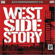 Karaoke: West Side Story - Accompaniment CD /  Various