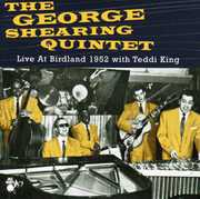 George Shearing Quintet Live at Birdland 1952