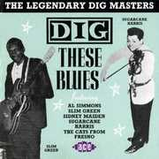 Dig These Blues 2: Legendary Dig Masters /  Various [Import]
