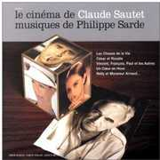 Le Cinema de Claude Sautet [Import]