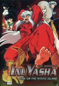 Inu Yasha: Movie 4 - Fire on the Mystic Island