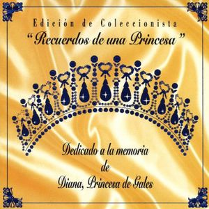 Recuerdos de Una Princesa Spanish Text