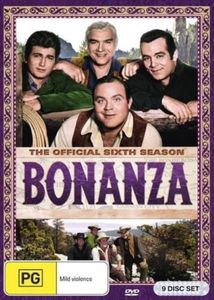 Bonanza: Season 6 [Import]