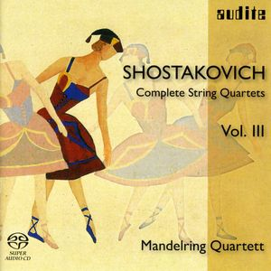 Complete Strings Quartets 3