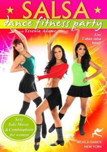 Salsa Dance Fitness Party