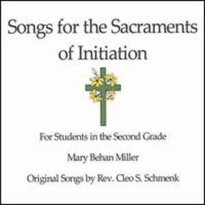 Songs for the Sacraments of Initiation