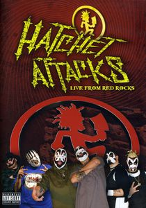 Hatchet Attacks: Live from Red Rocks /  Various