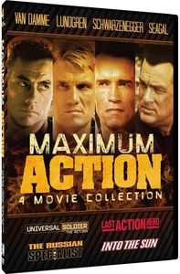 Maximum Action - 4 Movie Collection