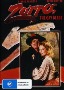 Zorro the Gay Blade (1981) [Import]