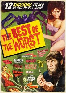 Best of the Worst - 12 Horror Movie Collection
