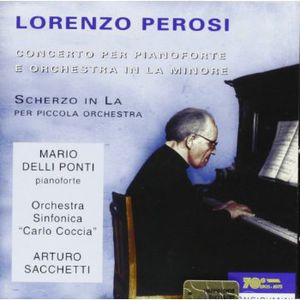 Piano Concerto /  Scherzo for Small Orchestra