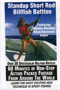 Standup Short Rod Billfish Battles