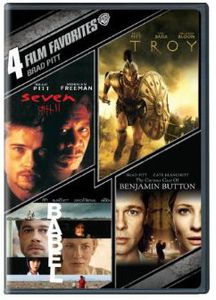 4 Film Favorites: Brad Pitt