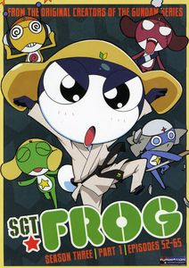 SGT Frog: Season Three - Part One