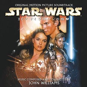 Star Wars Episode 2 - Attack of the Clones (Original Soundtrack) [Import]