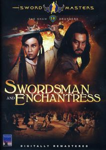 Sword Masters: Swordsman & Enchantress
