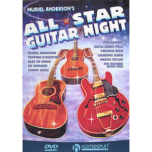 All Star Guitar Night