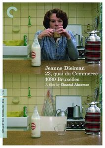 Jeanne Dielman, 23 Quai Du Commerce, 1080 Bruxelles (Criterion Collection)