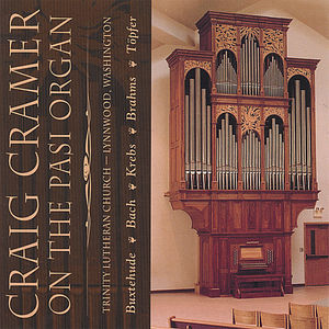 Craig Cramer on the Pasi Organ