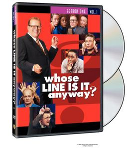 Whose Line Is It Anyway: Season 1 - Vol 1