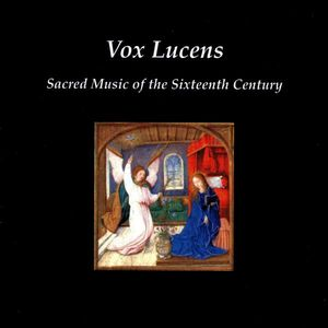 Sacred Music of the Sixteenth Century