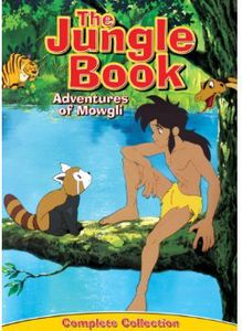 Jungle Book: Adventures of Mowgli - Complete Coll