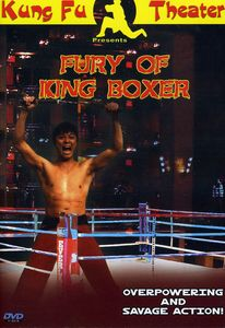 Fury of King Boxer