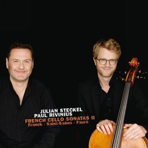 French Cello Sonatas II