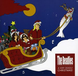 Deadlies Do Christmas: A Very Deadlies Christmas