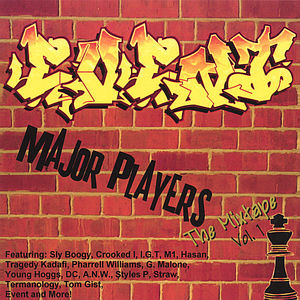 Major Players: The Mixtape 1