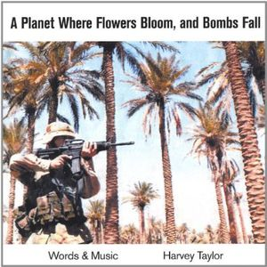 Planet Where Flowers Bloom & Bombs Fall