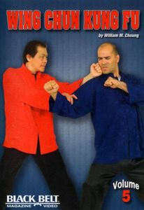 Wing Chun Kung Fu with William M Cheung 5