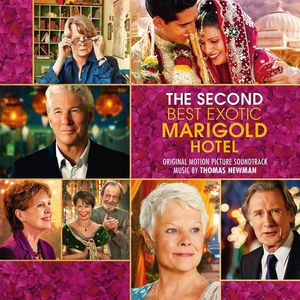 Second Best Exotic Marigold Hotel - O.S.T.