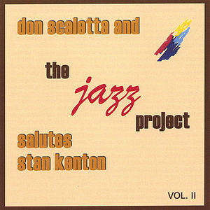 Don Scaletta & the Jazz Project Salutes Sta 2