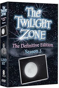 The Twilight Zone: Complete Third Season (Definitive Edition)