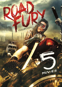 5-Movie: The Road Fury Collection