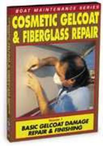 Cosmetic Gelcoat & Fiberglass Repair & Finishing