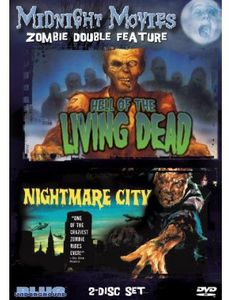 Midnight Movies 9: Zombie - Double Feature