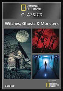 National Geographic Classics Witches Ghosts &