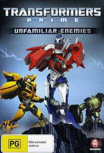 Vol. 2-Transformers: Prime-Unfamiliar Enemies