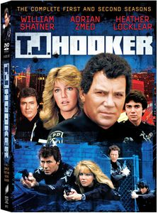 TJ Hooker: The Complete First & Second Seasons